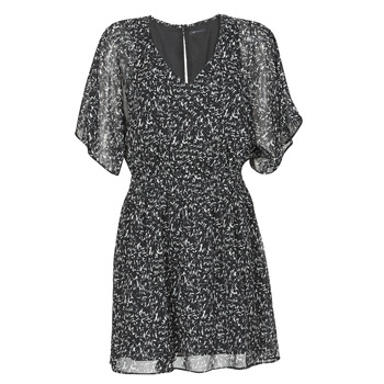 Oblečenie Ženy Krátke šaty Ikks BR30075 Čierna