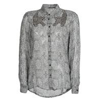 Oblečenie Ženy Košele a blúzky Ikks BR12055 Čierna