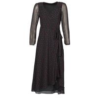 Oblečenie Ženy Dlhé šaty Ikks BR30225 Čierna