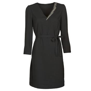 Oblečenie Ženy Krátke šaty Ikks BR30265 Čierna
