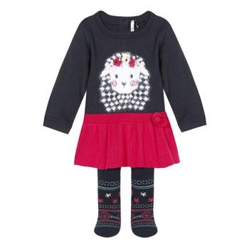 Oblečenie Dievčatá Komplety a súpravy 3 Pommes 3R36050-85 Viacfarebná