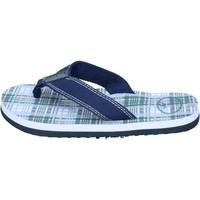 Topánky Chlapci Sandále Brooksfield Sandále BN713 Modrá