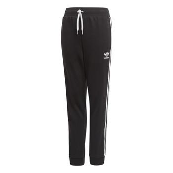 Oblečenie Deti Tepláky a vrchné oblečenie adidas Originals TREFOIL PANTS Čierna