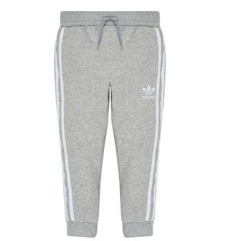 Oblečenie Chlapci Tepláky a vrchné oblečenie adidas Originals TREFOIL PANTS Šedá