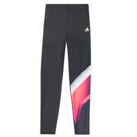 Oblečenie Dievčatá Legíny adidas Performance YG UC TIGHT Čierna