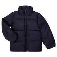 Oblečenie Dievčatá Vyteplené bundy Emporio Armani 6H3B01-1NLYZ-0920 Námornícka modrá