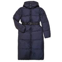 Oblečenie Dievčatá Vyteplené bundy Emporio Armani 6H3L01-1NLYZ-0920 Námornícka modrá