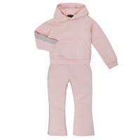 Oblečenie Dievčatá Súpravy vrchného oblečenia Emporio Armani 6H3V01-1JDSZ-0356 Ružová