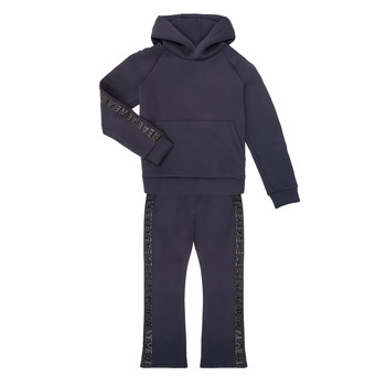 Oblečenie Dievčatá Súpravy vrchného oblečenia Emporio Armani 6H3V01-1JDSZ-0920 Námornícka modrá