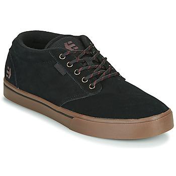 Topánky Muži Skate obuv Etnies JAMESON MID Čierna / Gum