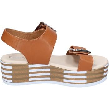 Topánky Ženy Sandále Tredy's Sandále BN757 Hnedá