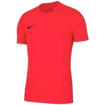 Oblečenie Muži Tričká s krátkym rukávom Nike Park Vii Červená