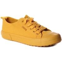 Topánky Ženy Nízke tenisky Big Star FF274A086 Žltá