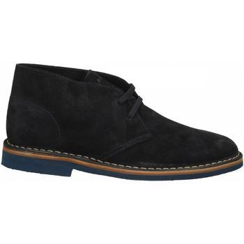 Topánky Muži Polokozačky Frau CASTORO blu