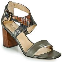 Topánky Ženy Sandále JB Martin 1NAWELI Zelená olivová