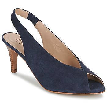 Topánky Ženy Sandále JB Martin PIM Čierna