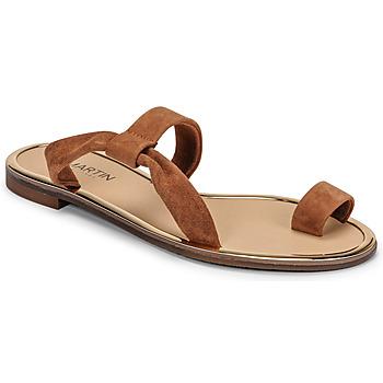 Topánky Ženy Sandále JB Martin 1GACIA Hnedá