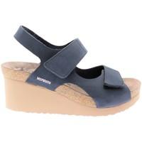Topánky Ženy Sandále Mephisto MEPHTINYbl blu