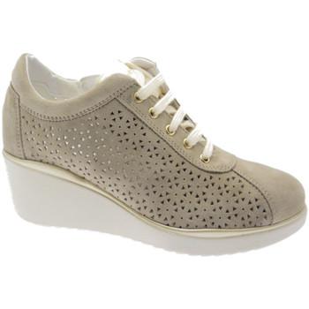 Topánky Ženy Turistická obuv Riposella RIP69141be rosso