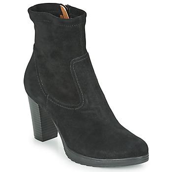 Topánky Ženy Čižmičky Karston VABONO Čierna
