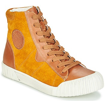 Topánky Ženy Členkové tenisky Karston OMSTAR Okrová-svetlá hnedá
