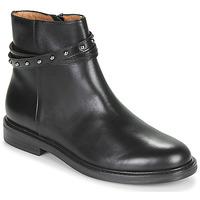 Topánky Ženy Polokozačky Karston OVMI Čierna