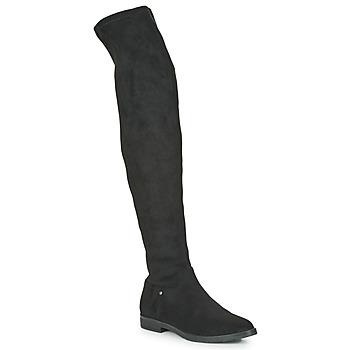 Topánky Ženy Čižmy do mesta Karston KAPOU Čierna