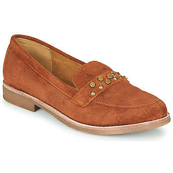 Topánky Ženy Mokasíny Karston ACALI Okrová-svetlá hnedá
