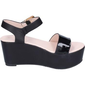 Topánky Ženy Sandále Solo Soprani Sandále BN772 Čierna