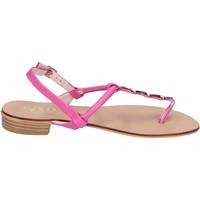 Topánky Ženy Sandále Solo Soprani Sandále BN775 Ružová