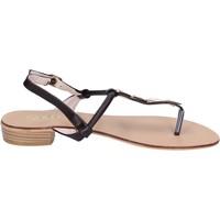 Topánky Ženy Sandále Solo Soprani Sandále BN776 Hnedá