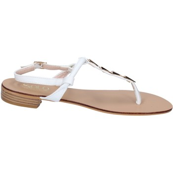 Topánky Ženy Sandále Solo Soprani Sandále BN777 Biely