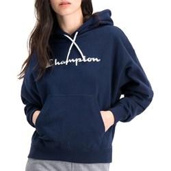 Oblečenie Ženy Mikiny Champion Hooded Tmavomodrá