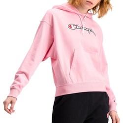 Oblečenie Ženy Mikiny Champion Hooded Ružová