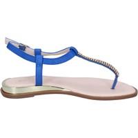 Topánky Ženy Sandále Solo Soprani Sandále BN778 Modrá
