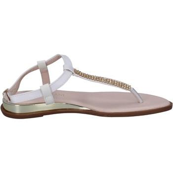 Topánky Ženy Sandále Solo Soprani Sandále BN779 Biely