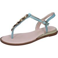 Topánky Ženy Sandále Solo Soprani Sandále BN780 Nebeský