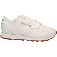 Topánky Ženy Fitness Reebok Sport CL LTHR white-gum