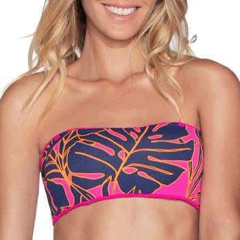 Oblečenie Ženy Plavky kombinovateľné Maaji 3062SBA05 670 Ružová