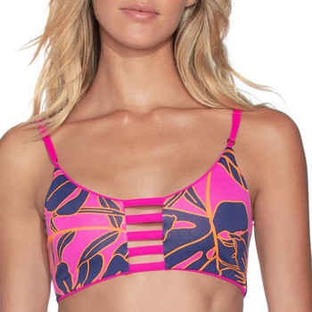 Oblečenie Ženy Plavky kombinovateľné Maaji 3149SBR01 670 Ružová