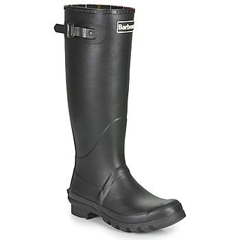 Topánky Muži Gumaky Barbour BEDE Čierna