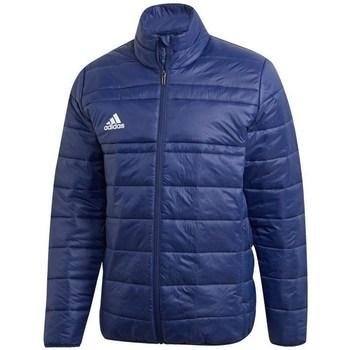 Oblečenie Muži Vyteplené bundy adidas Originals Light Padded Jacket 18 Modrá