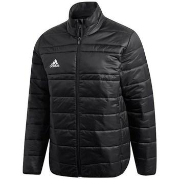 Oblečenie Muži Vyteplené bundy adidas Originals Light Padded Jacket 18 Čierna