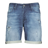 Oblečenie Muži Šortky a bermudy Jack & Jones JJIRICK Modrá / Medium