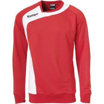 Oblečenie Deti Mikiny Kempa Training top  Peak rouge/blanc