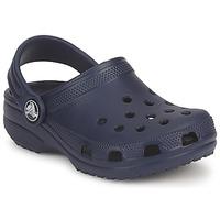 Topánky Deti Šľapky Crocs CLASSIC KIDS Námornícka modrá
