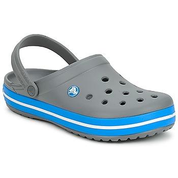 Topánky Nazuvky Crocs CROCBAND šedá / Modrá