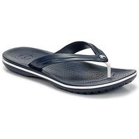 Topánky Žabky Crocs CROCBAND FLIP Námornícka modrá