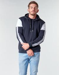Oblečenie Muži Mikiny Armani Exchange 6HZMFD Čierna / Biela