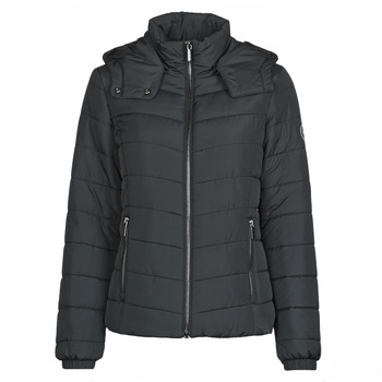 Oblečenie Ženy Vyteplené bundy Armani Exchange 8NYB12 Čierna